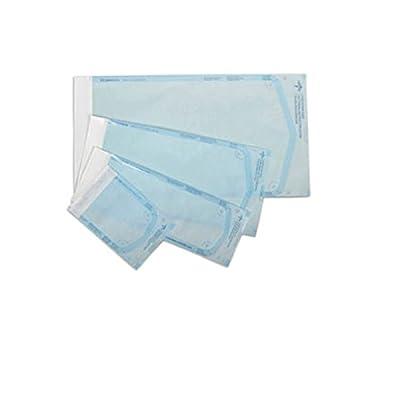 """Anson Dental Self Seal Sterilization Pouches 5.25"""" x 11"""" (400 pcs)"""