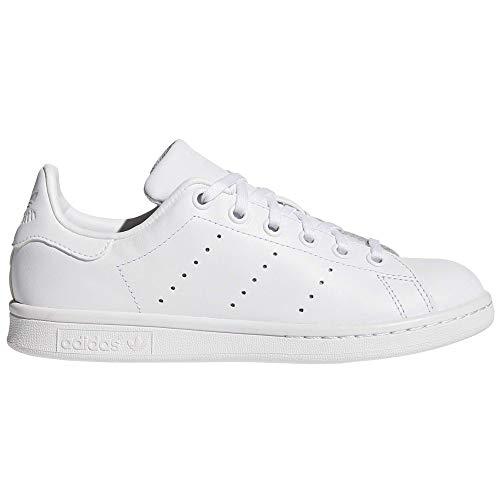 Adidas Stan Smith para Mujer, Zapatillas Blancas, Deportivas de Moda,