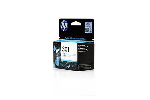 Tinta original para HP Envy 5500 Series HP 301 CH562EE – PREMIUM Impresora de tinta – Cian, Magenta, Amarillo – 165 páginas – 3 ml: Amazon.es: Oficina y papelería