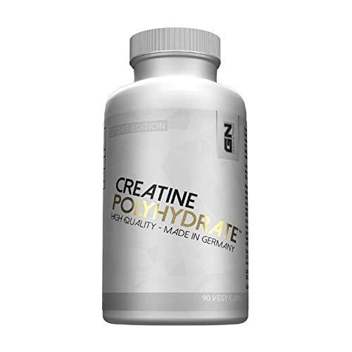 GN Laboratories Creatine Polyhydrate Aminosäure Hydrochlorid 90 Kapseln Bodybuilding