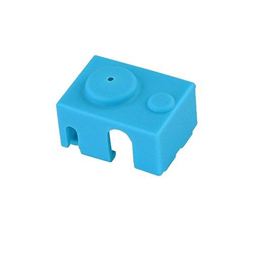 SODIAL Abdeckung PT100 Silikon Socken PT100 Hot End Fuer 3D Drucker Teil Isolierung