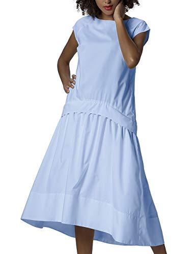APART Damen Sommerkleid in luftigem Design