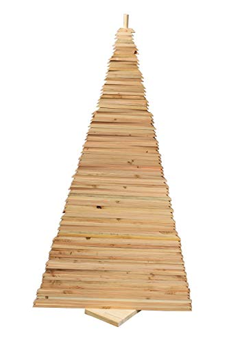 MONNET SEVE Sapin en Bois 170 cm