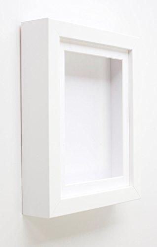 Marcos medida – Marco caja sombra blanca 808 marcos
