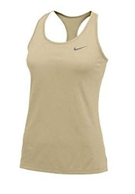 Nike Women's Dry Balance 2.0 Training Tank (Red/Cool Grey, Small)