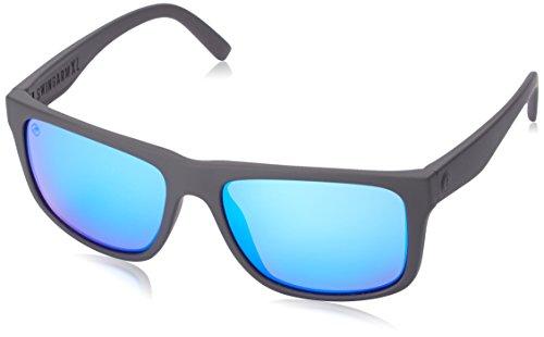 Electric Visual Swingarm XL Matte Black/OHM Grey Blue Chrome Sunglasses