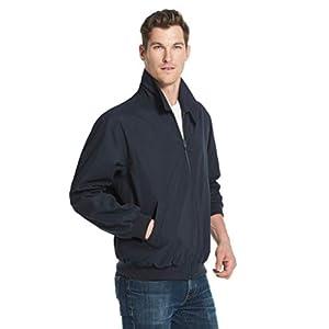 Weatherproof Original Mens Golf Jacket (Mens Windbreaker) Classic Mens Light Jacket