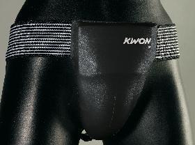 KWON Tiefschutz Herren Traditional schwarz S M L XL