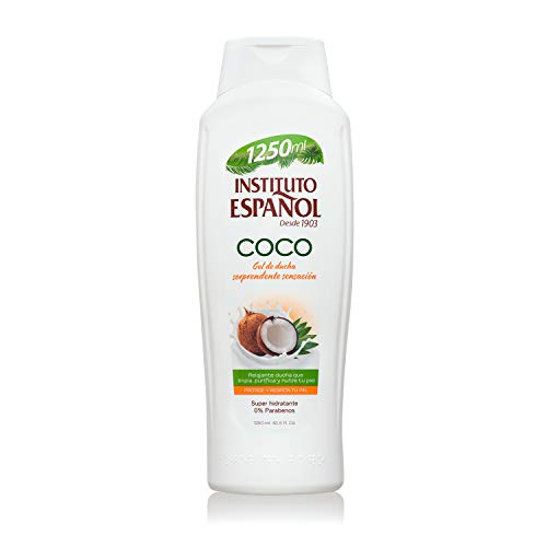 Gel de Baño de Coco - Instituto Español 1250 ML