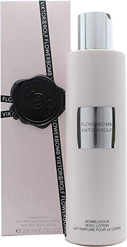 Viktor & Rolf Flowerbomb femme/ woman, Bodylotion 200 ml, 1er Pack (1x 200 ml)