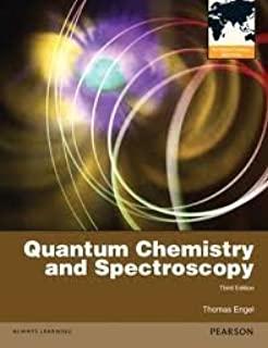 Quantum Chemistry and Spectroscopy by Thomas Engel (2012-02-01)