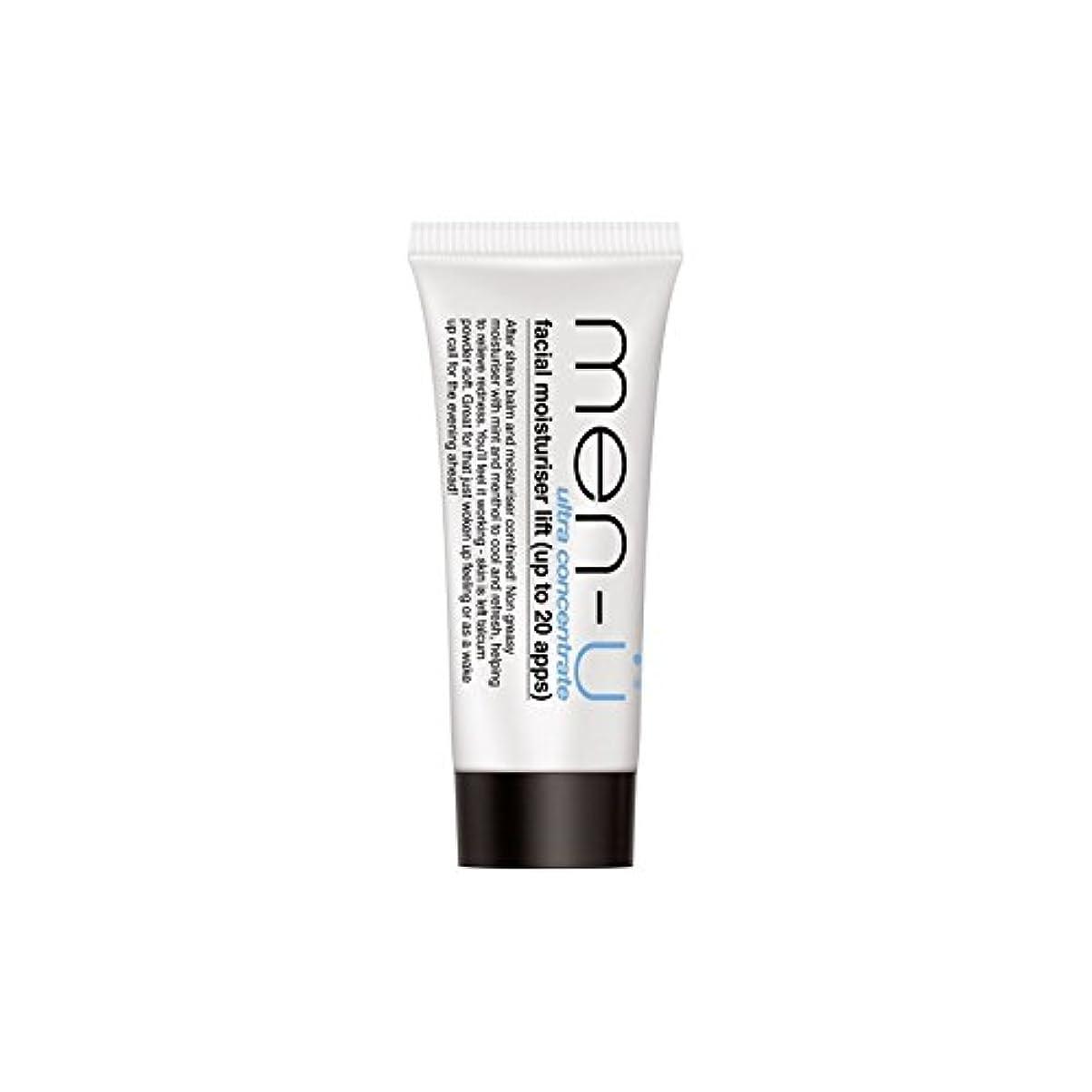 やさしく病弱メジャーMen-? Buddy Facial Moisturiser Lift Tube (15ml) - 男性-のバディ顔の保湿剤のリフトチューブ(15ミリリットル) [並行輸入品]