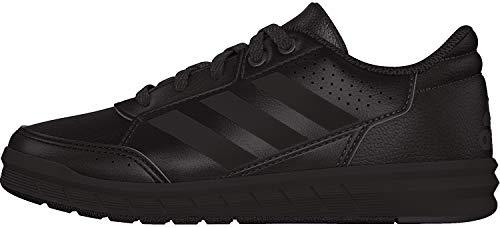 adidas AltaSport K, Chaussures de Fitness Mixte Enfant, Noir (Negbas/Negbas/Ftwbla 000), 33 EU