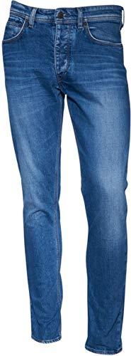 Drykorn Herren Jeans Reed blau 33W / 34L