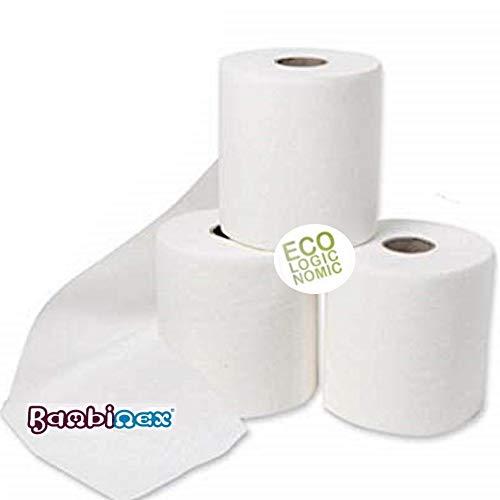Pack PROMO ** Bambinex 3 x Rouleau de 100 feuilles de protection épaisses ** pour couches lavables
