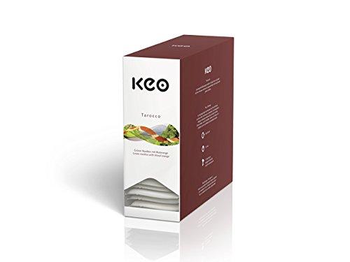 KEO Tee - TAROCCO - 15 Teachamps im Aromakuvert