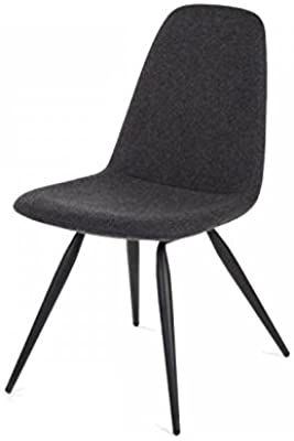Stilnovo Calderon Side Chair, Dark Grey
