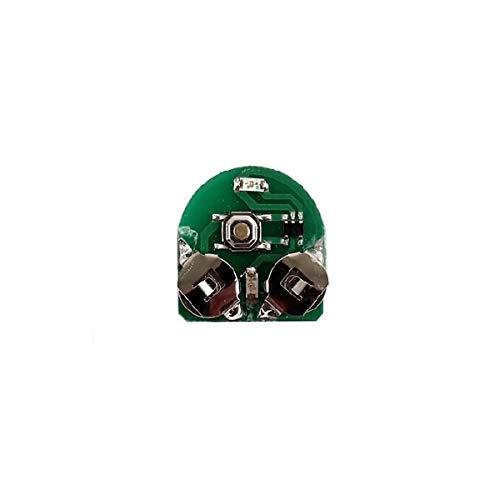 KED QUICKSAFE-Platine (rot) Helme