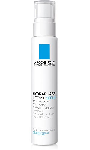 La Roche-Posay Hydraphase Intense Serum Gel Concentre Rehydratant, Farblos, 30 ml
