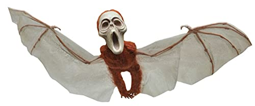 Halloween Prop 23in Wide Flying Monkey Bat (hfxp)