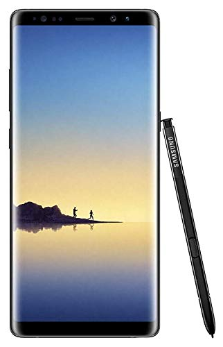 Samsung Galaxy Note 8, 64GB, Orchid Gray- For GSM (Renewed)