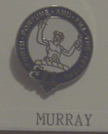 Macdonald Sporrans Murray of Scotland Broche \