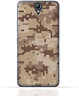 Lenovo Vibe S1 Lite TPU Silicone Case with Desert Military Camouflage Design