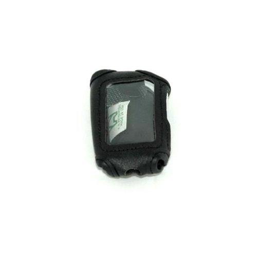 Leather Remote Cover / Case for Viper 2-Way Remote Control Model 7752V - Systems 5501 & 5901
