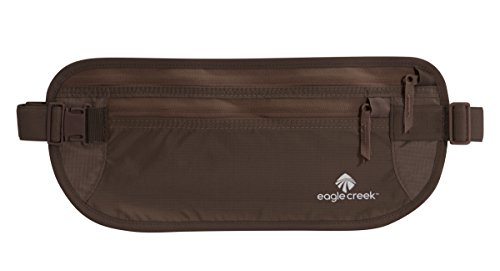 Eagle Creek Undercover Money Belt DLX Cartera para Pasaporte