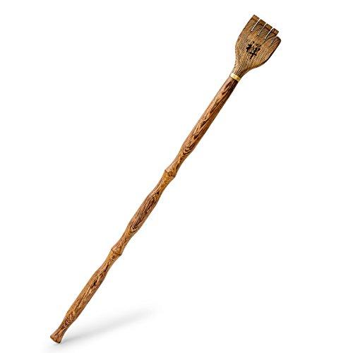 AKUNSZ Back Scratcher Wood Handle