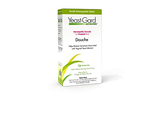 Yeast-Gard Advanced Homeopathic Douche , 4.5 Fl Oz (Pack of 2)