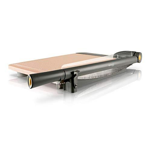 Westcott ACM15107 TrimAir Titanium Wood Guillotine Paper Trimmer with...