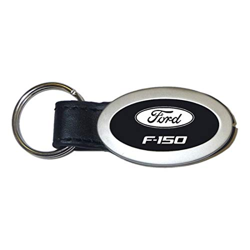Au-Tomotive Gold, INC. Ford F-150 Oval Style Metal Key Chain Key Fob