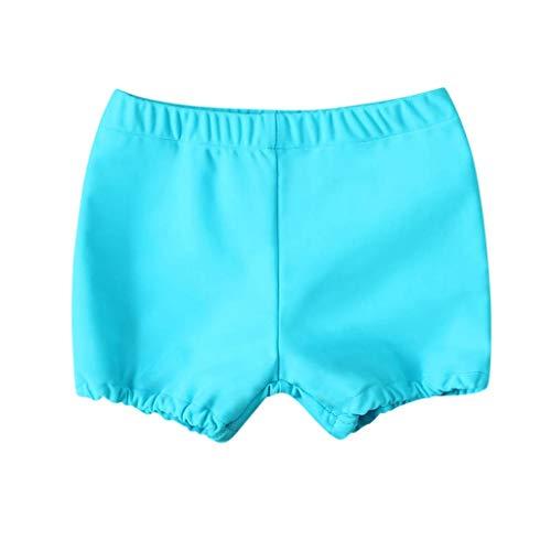 Storerine Badeanzug, für Jungen, 0-36 Monate, 3D-Haifisch-Shorts, Kinder, Jungen, Badeanzug, Kombinationen, Schwimmen, Hose, kurz, Kleidung für Puppe Baby Gr. S (3-6 Monate), himmelblau