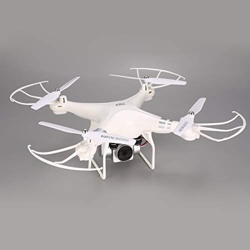 Jiobapiongxin SH5HD 1080P cámara Gran Angular Ajustable FPV Drone RC Quadcopter Altura Fija JBP-X
