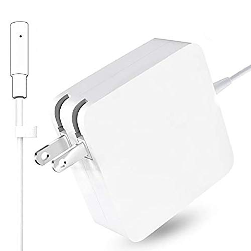 Mac Book Pro Charger, 60W Power Adapter L-Tip Magnetic Connector Charger for Mac Book and 13-inch Mac Book Pro(Before Mid 2012 Models)