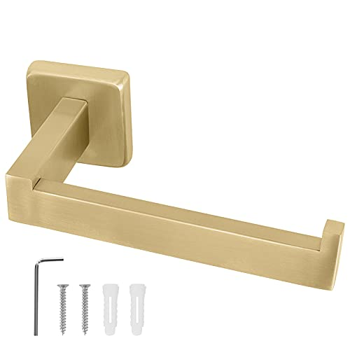 Top 10 best selling list for toilet paper holder gold square