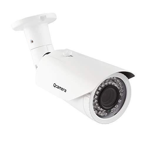 Q-camera Cámara de Seguridad de Bala 5MP TVI/CVI/AHD/CVBS 1/2.5