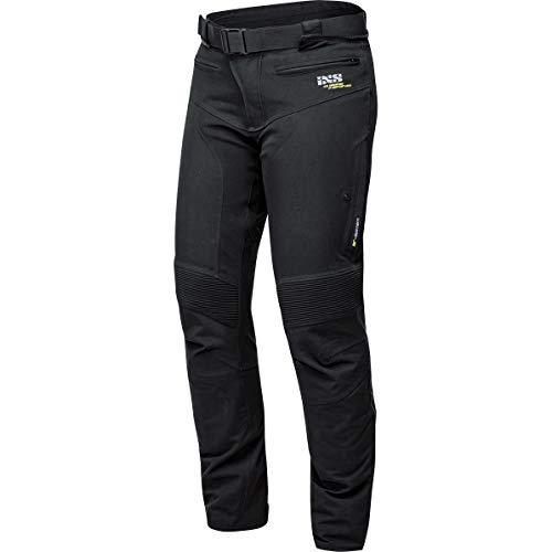 IXS Motorradjacke mit Protektoren Motorrad Jacke Laminat-ST-Plus Damen Textilhose schwarz 3XL, Tourer, Ganzjährig, Polyamid