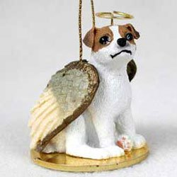 Christmas Ornament: Jack Russell Terrier