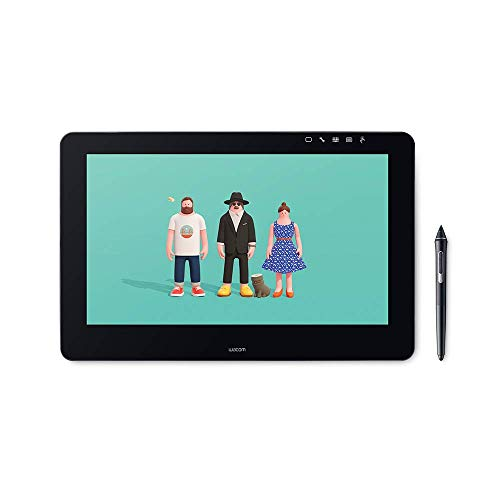 "Wacom DTH1620AK0 Cintiq Pro 16"" Graphic Tablet with Link Plus,Black"