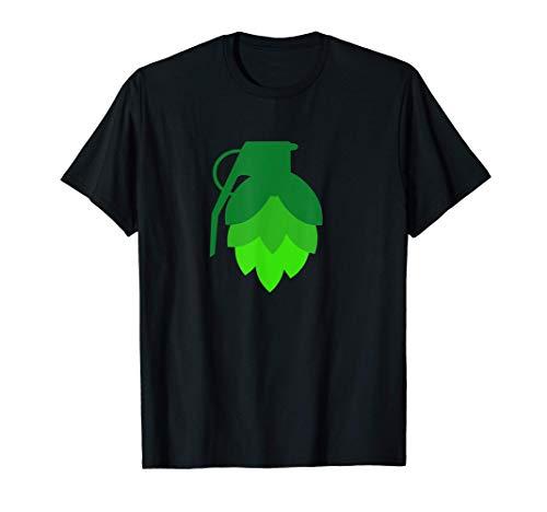 Bier Hopfen T-Shirt