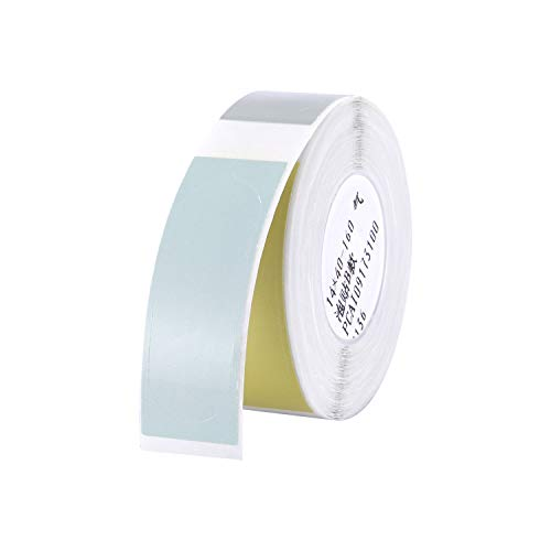 Aibecy Thermal Paper Label Paper Barcode Price Size Name Blank Labels Waterproof Tear Resistant 1440mm 160pcs/roll for Thermal Printer