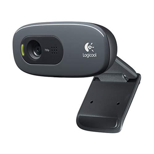 Logicool ロジクール C270m ロジクール HD ウェブカム モノラルヘッドセット標準付属 GD 720p 明るさ自動調...