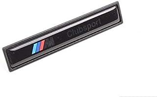 GTV INVESTMENT E36 Coupe M Clubsport Türzierleiste Emblem Emblem 2495560 51132495560 Neu