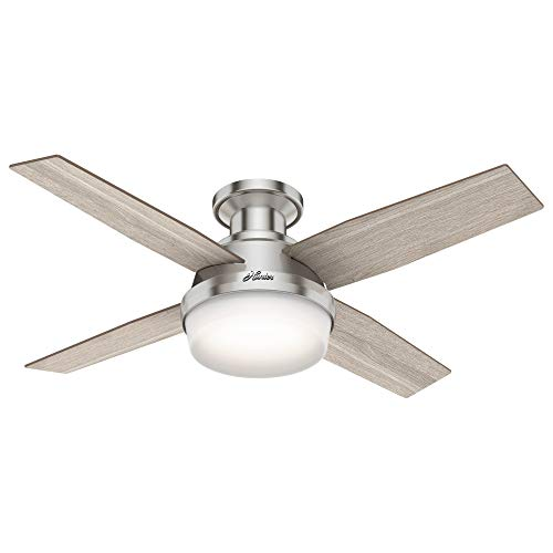 Hunter Fan Company 50282 Hunter 44' Dempsey Indoor Low...