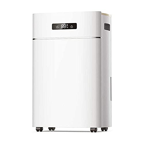 WCD Home Dehumidifier 40 Pint for Ba ement with Drain Ho e for Space Up to 200 Sq Ft