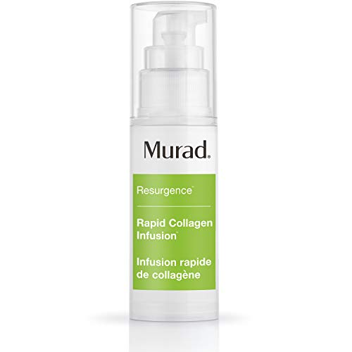 Murad Resurgence Rapid Collagen Infusion - Anti-Aging Collagen Serum for Skin - Collagen Cream for Face and Neck Smooths and Visibly Minimizes Wrinkles, 1.0 Fl Oz