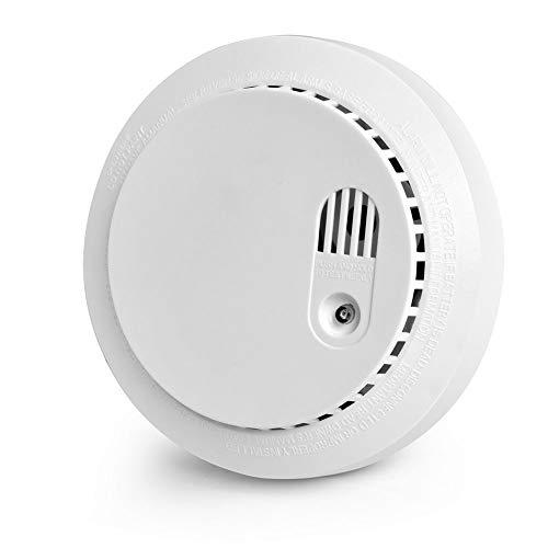 Smart-Home-APP Benachrichtigung WiFi Kohlenmonoxid CO-Verbund Rauchmelder