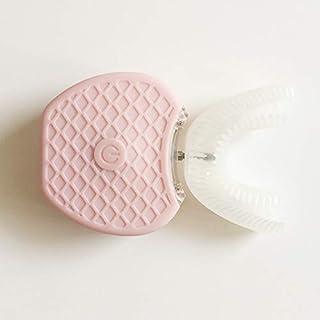 Profeel 360度U字型超音波歯ブラシ、電動歯ブラシ、美白の歯のマッサージマッサージUSB